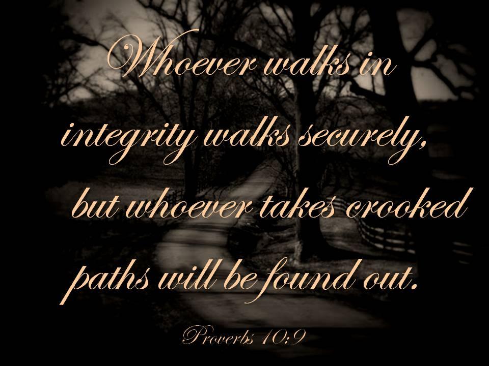 Proverbs 10-9