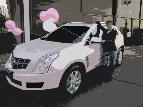 Kerri Cadillac 2