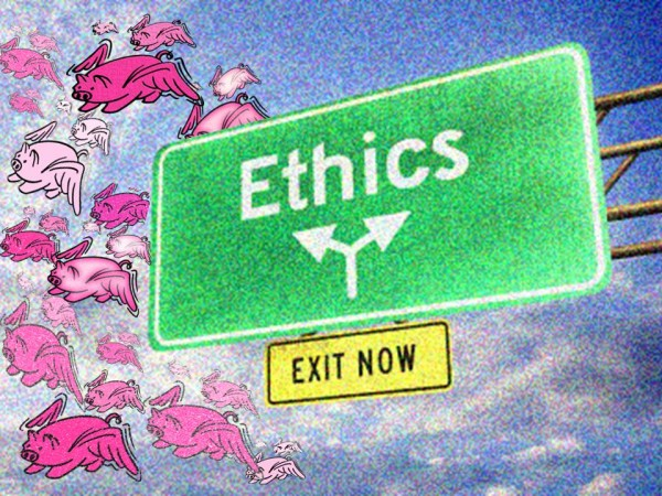 Mary Kay Ethics - When Pigs Fly2