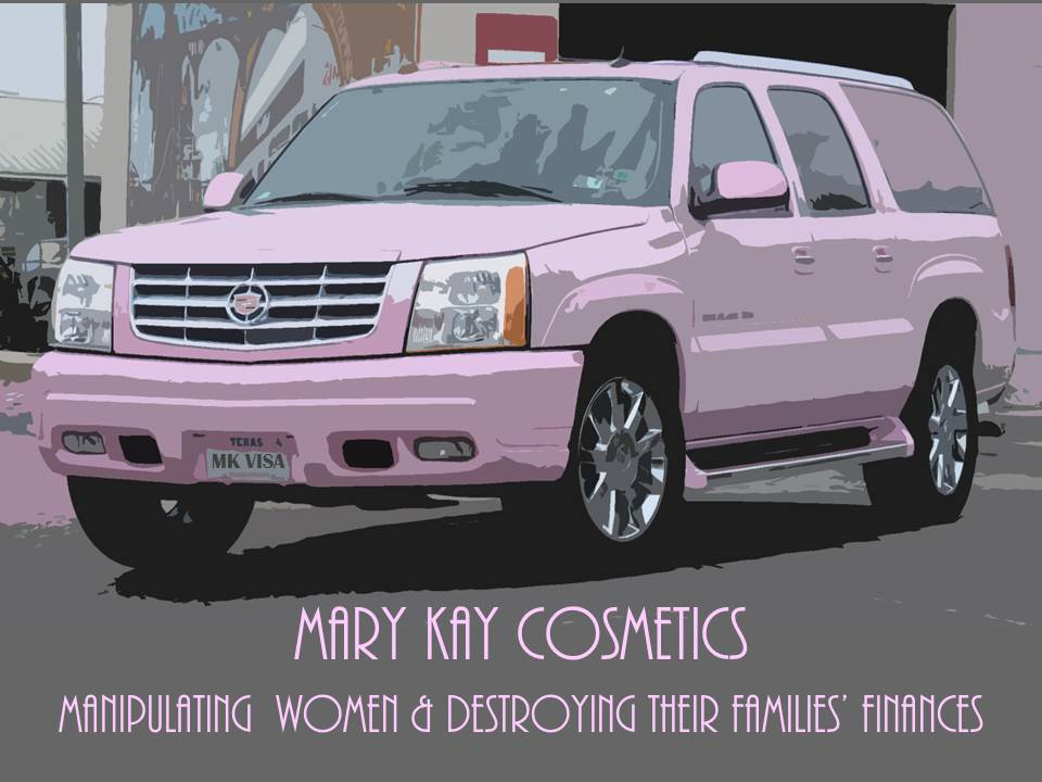 Mary Kay Pink Cadillac Escalade Kay And Russette 2000