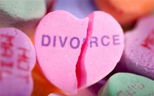 Divorce - Candy Heart