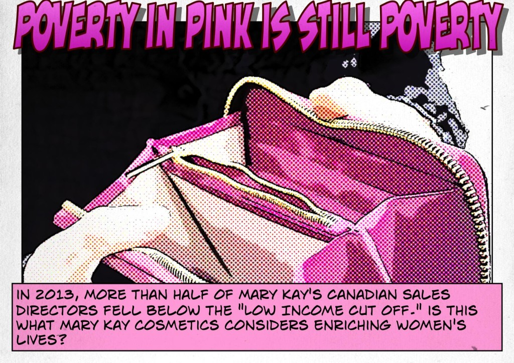 pink poverty
